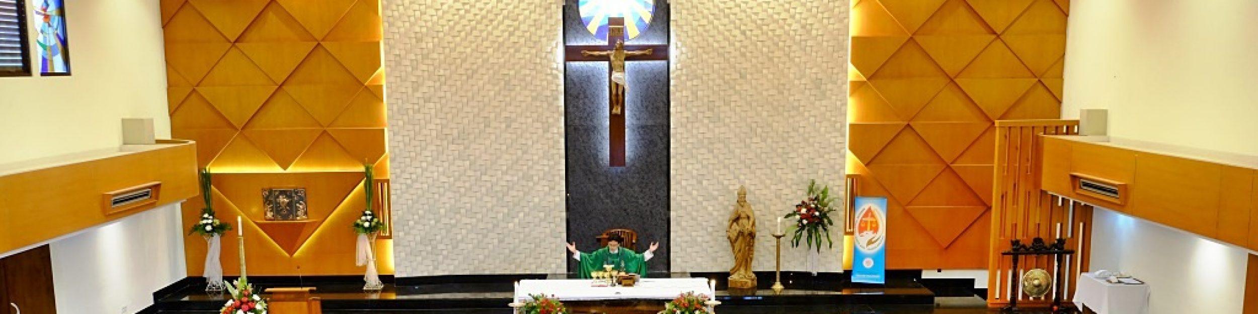 Paroki St. Agustinus